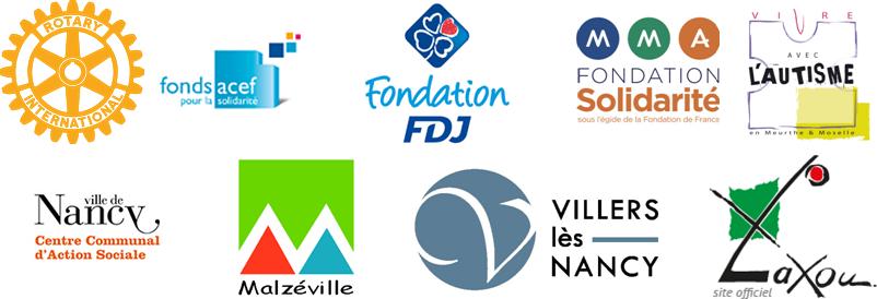 Logos soutiens
